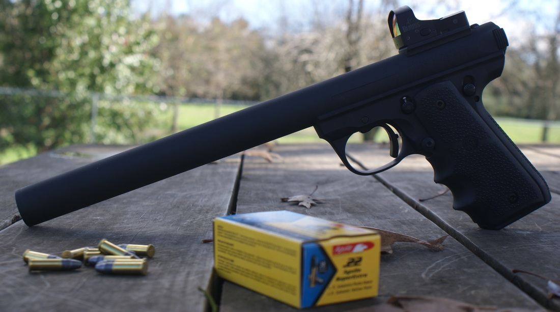 Intergral Suppressed Firearms - MaddMacs Precision Tactical